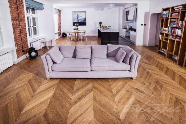 Podłogi pokryte olejowoskiem